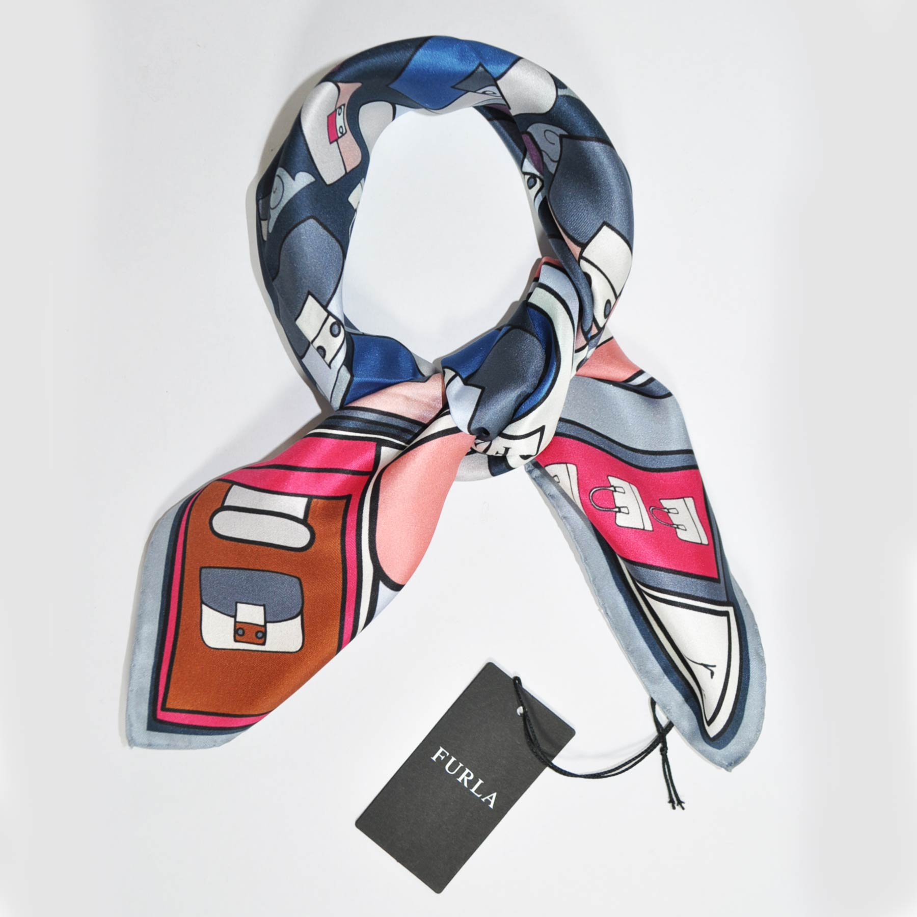 Products Tagged Furla Sale Women Designer Scarves Como Milano Agatha Scarf Handbags Purses Small