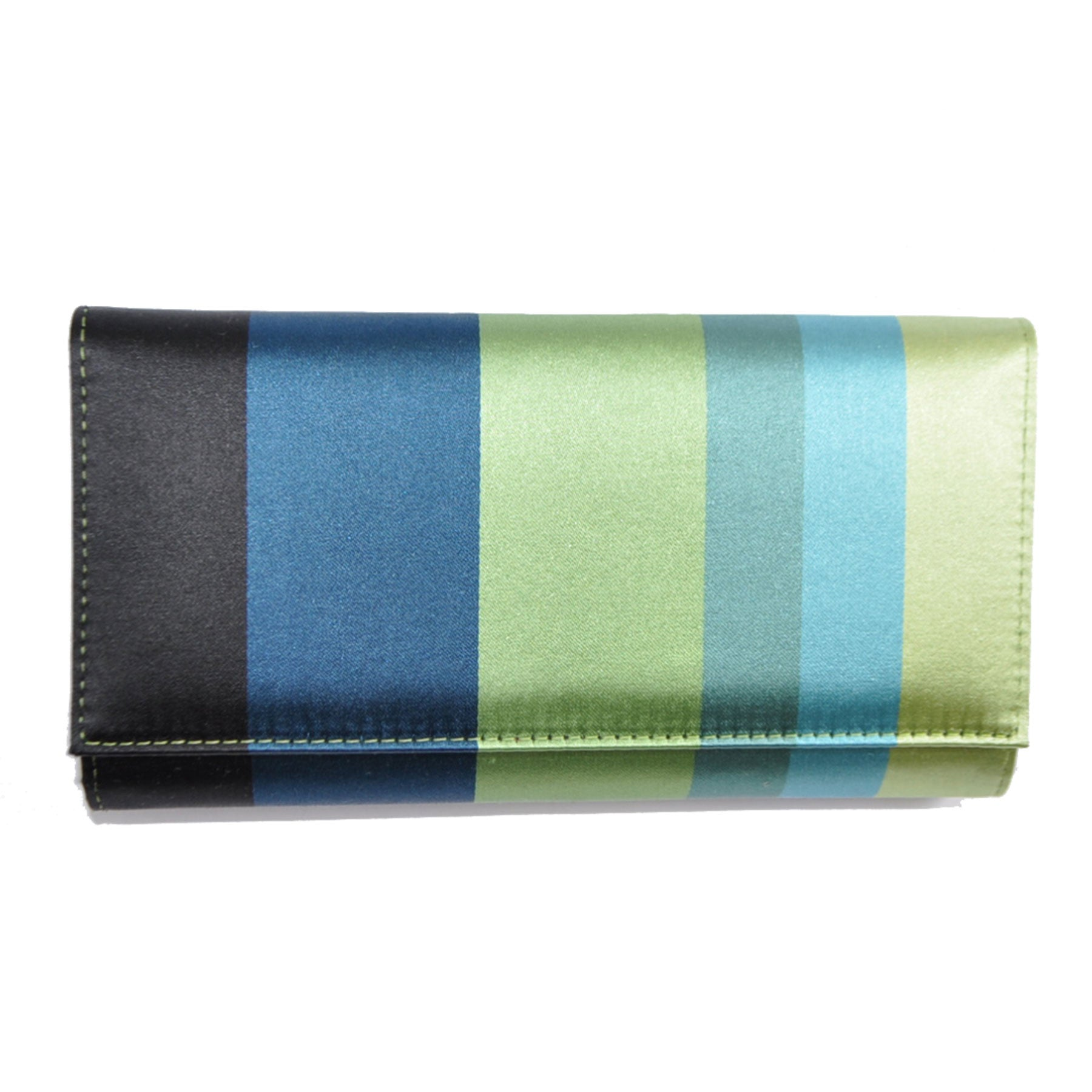 Gene Meyer Women Wallet Leather Silk SALE
