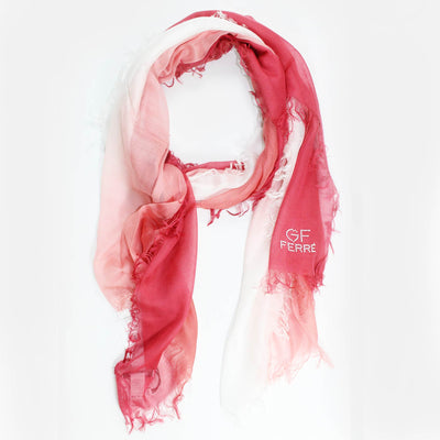 Gianfranco Ferre Scarf Pink New