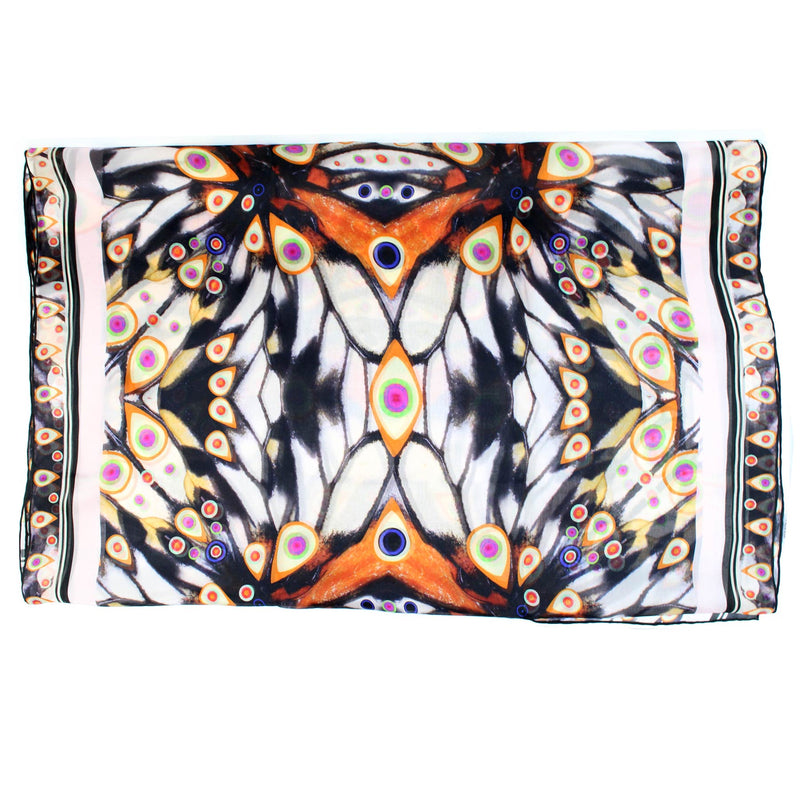 New Collection Givenchy Scarf - Chiffon Silk Shawl