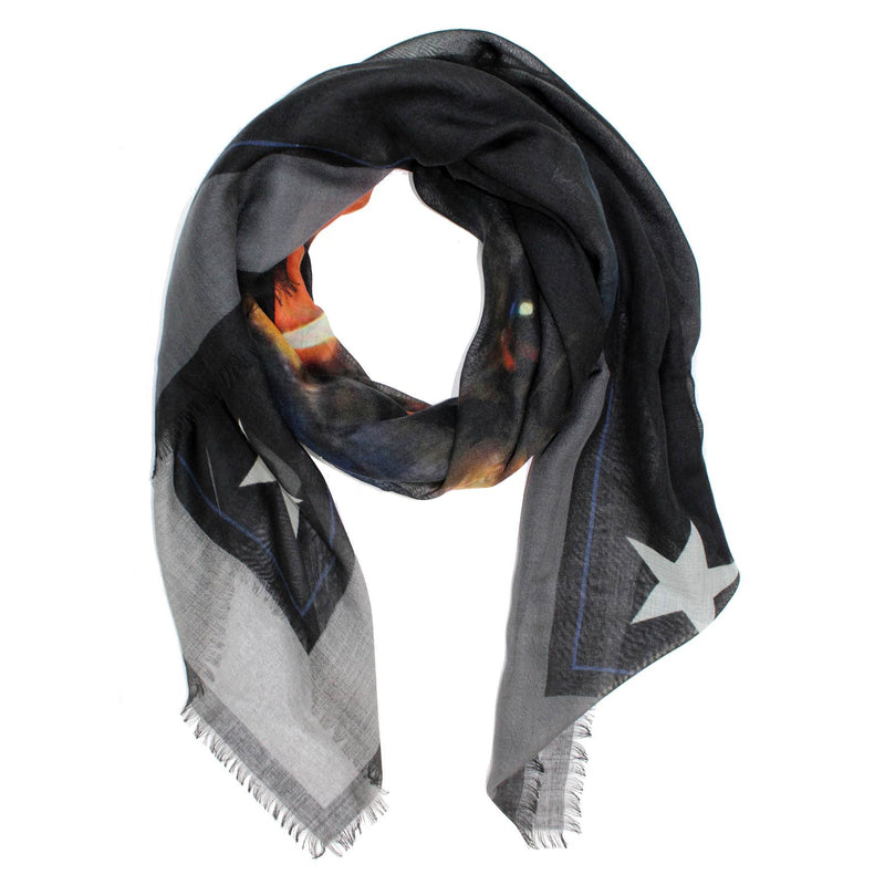 Givenchy Scarf Cashmere  Square Scarf SALE