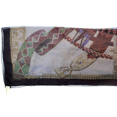 Hermes Scarf Ceintures e Liens - Extra Large Silk Square Scarf