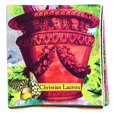 Lacroix Scarf Colorful Garden Design -