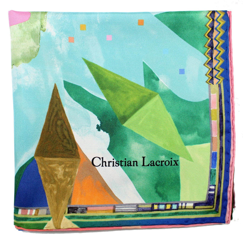 Christian Lacroix Scarf Love Kiss Amour
