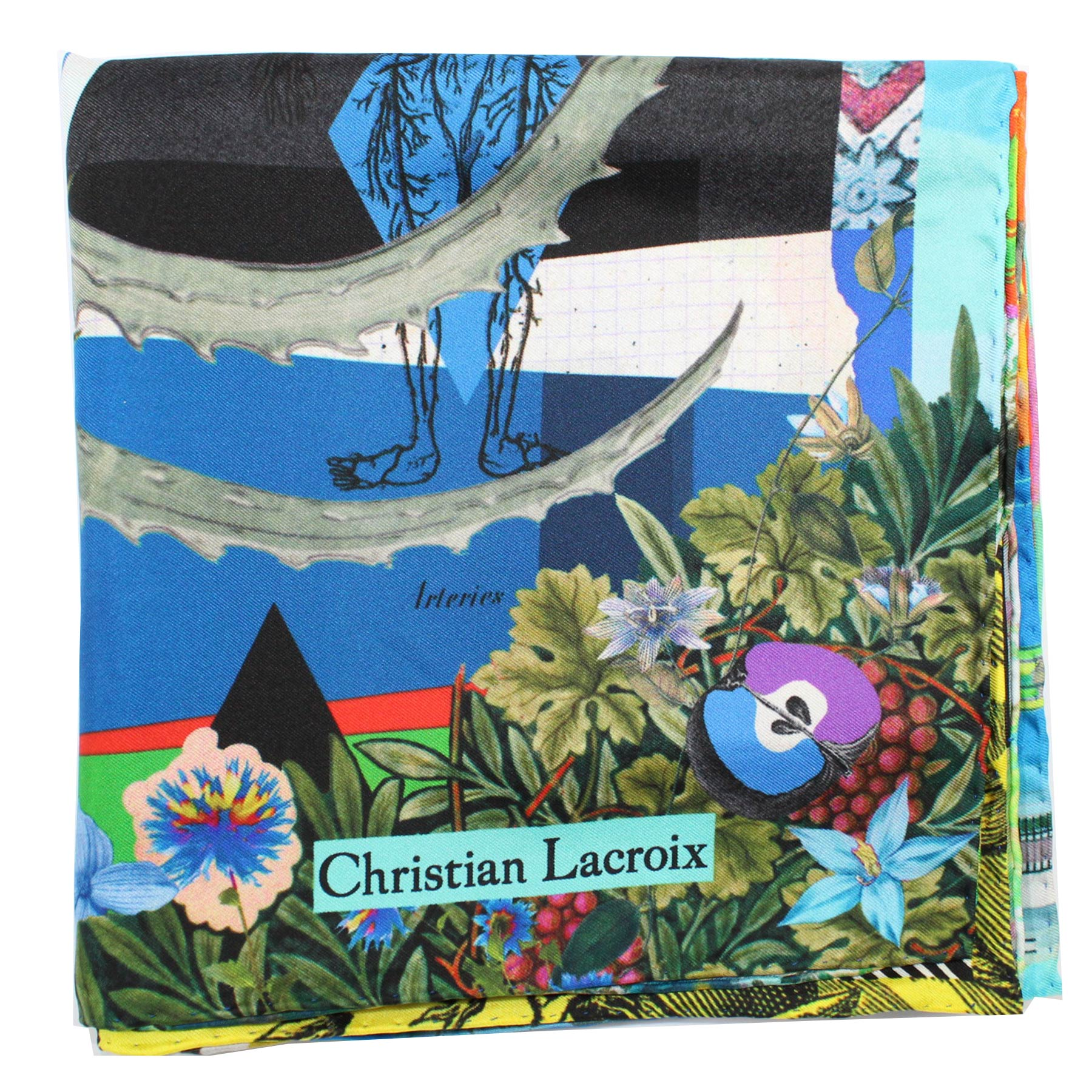 Christian Lacroix Scarf New