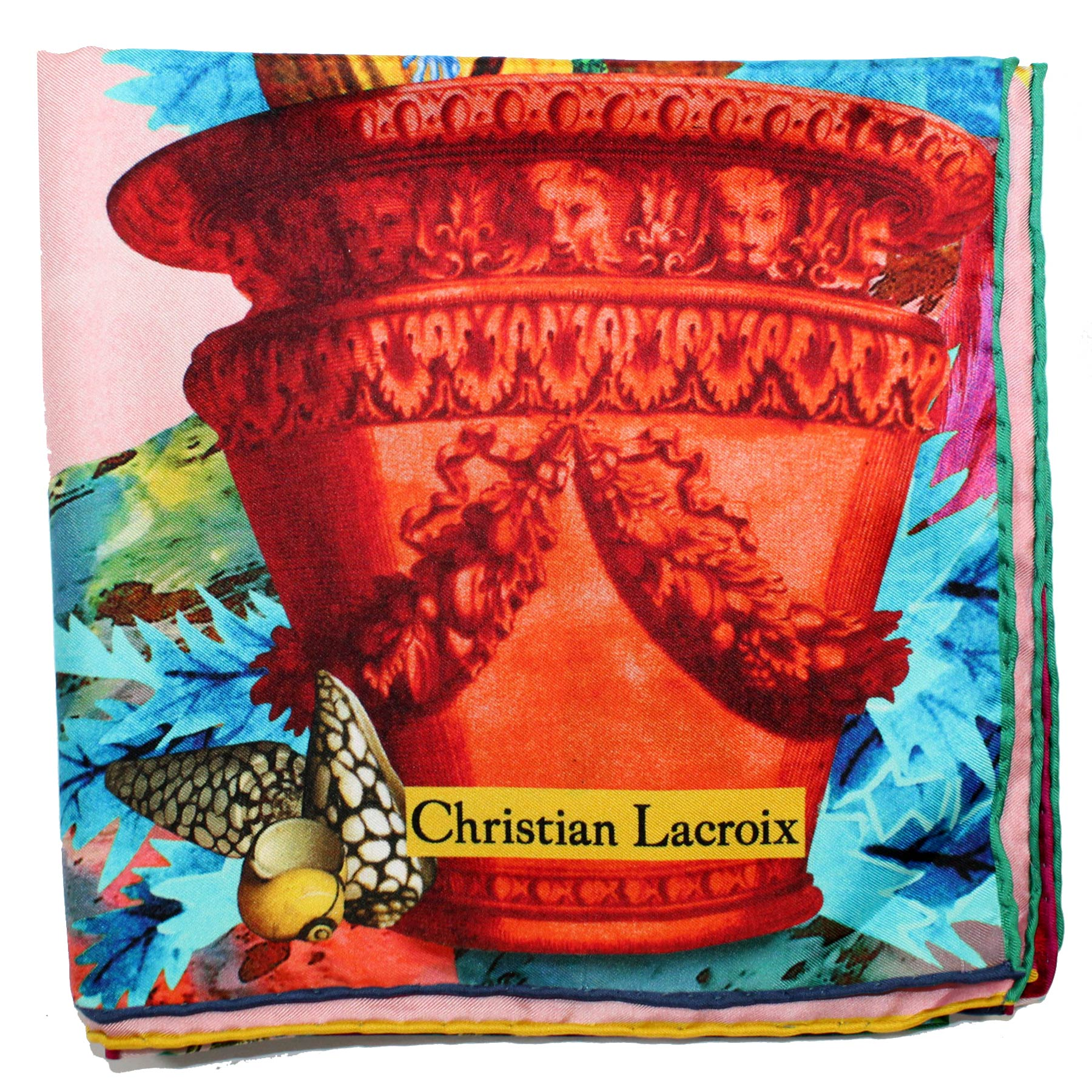 Christian Lacroix Scarf Signature Design