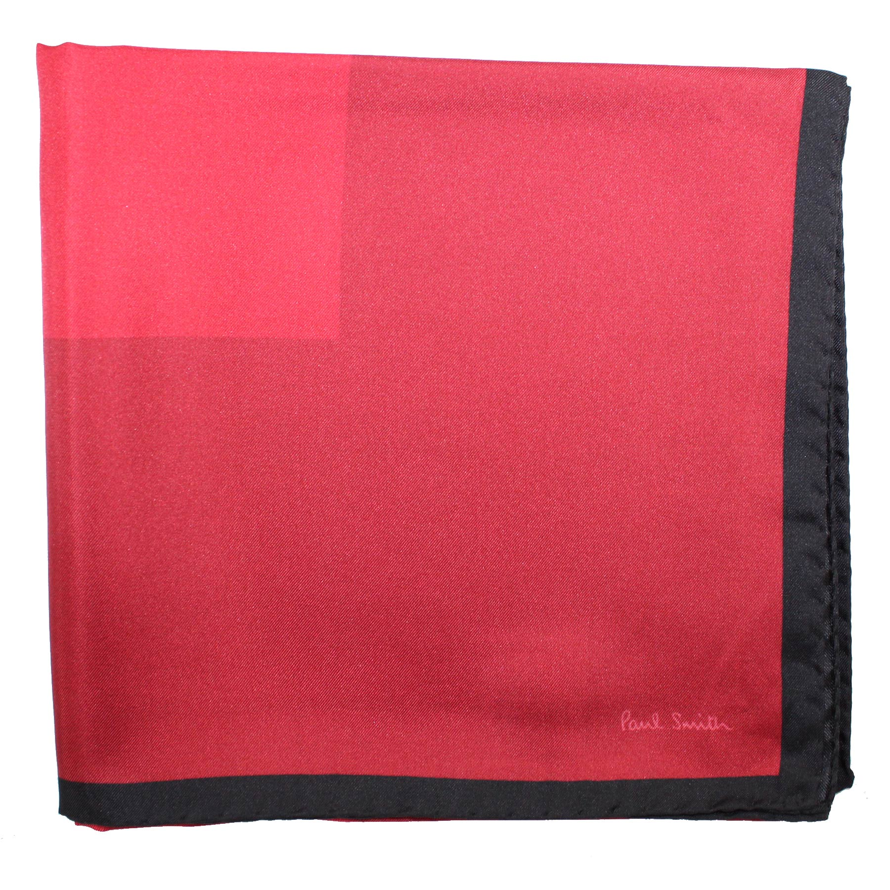 Paul Smith Silk Scarf - Women Collection - Large Square Foulard