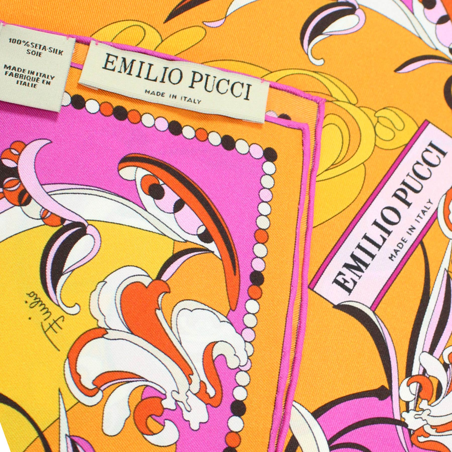 Authentic Emilio Pucci