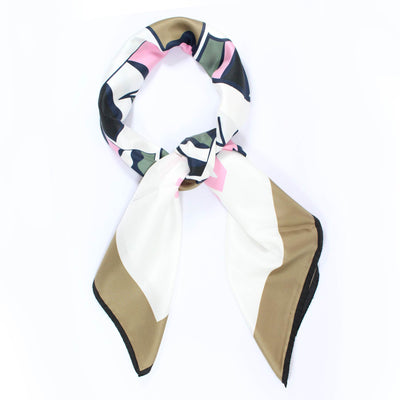 Sonia Rykiel Scarf Snake Design - Large Twill Silk Scarf FINAL SALE