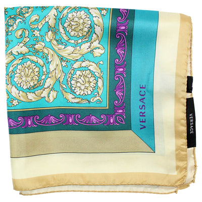 New Foulard - Large Twill Silk Square Scarf