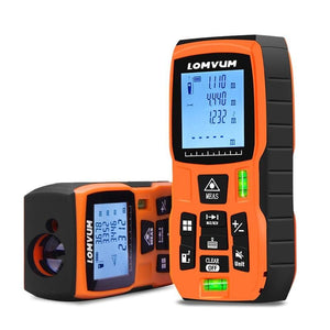 Laser Rangefinders Digital Laser Distance Meter 60M - Automatic calculation distance measurer