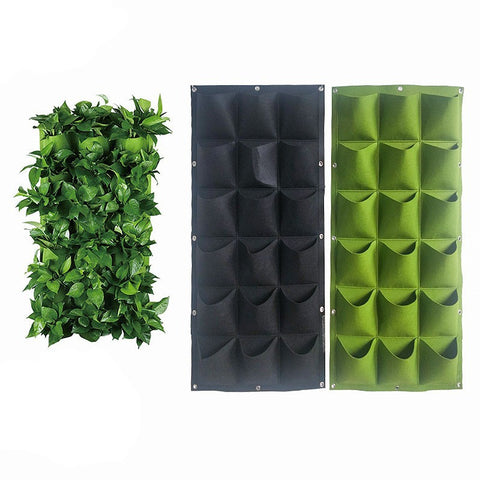Image of GreenGraw -Greenpockets Garden Wall Panels