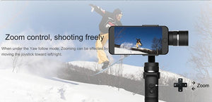 Professional Stabilizer For Smartphone 3 Axis Gimbal
