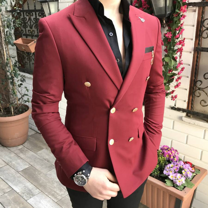 Radisson Red Double Breasted Blazer