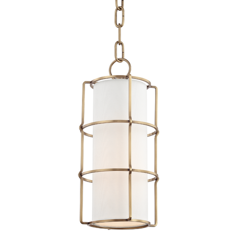 1 Light Pendant | 1510-AGB