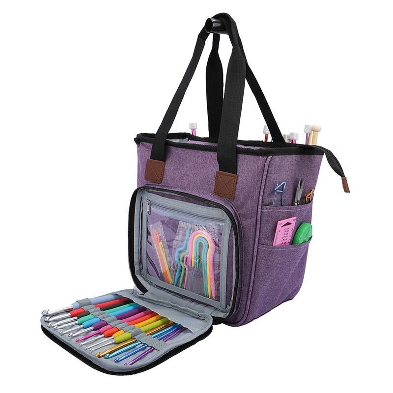 Portable Knitting Yarn Bag - Gaby.shop