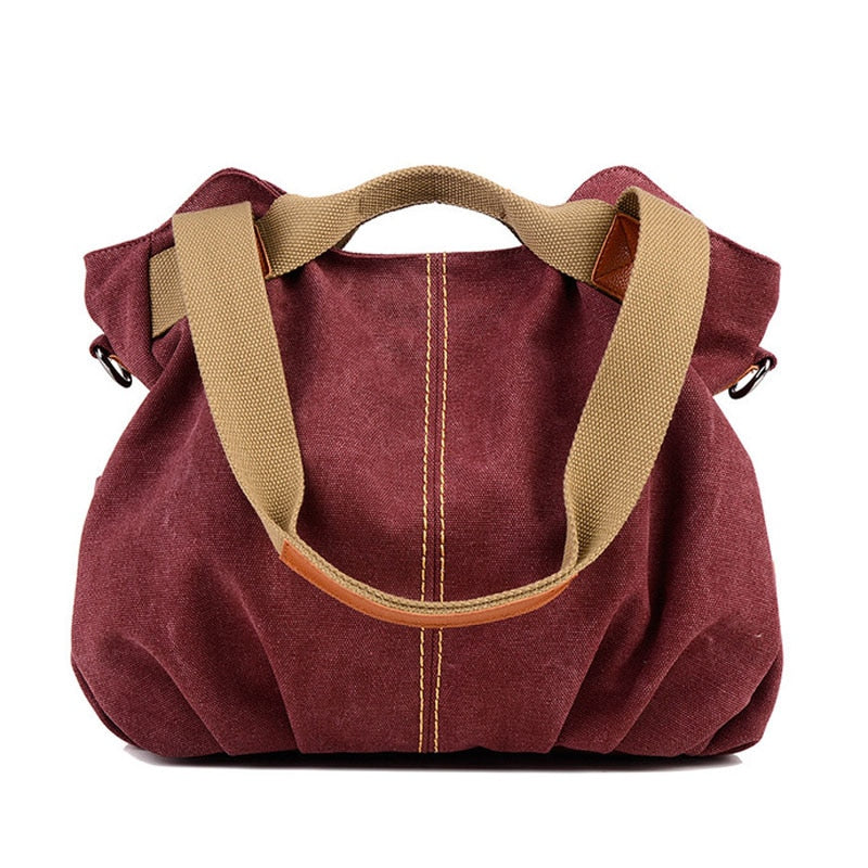 2020 New Hot Sale Women's Ladies Casual Vintage Hobo Bag - Gaby.shop