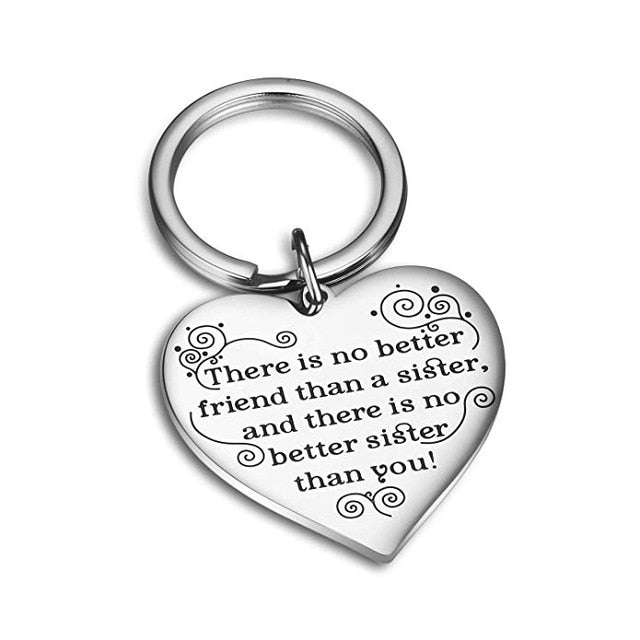 Custom Keyring Engraved Thank for All The Orgasms I Love You Key Ring Couple Keychain - Gaby.shop
