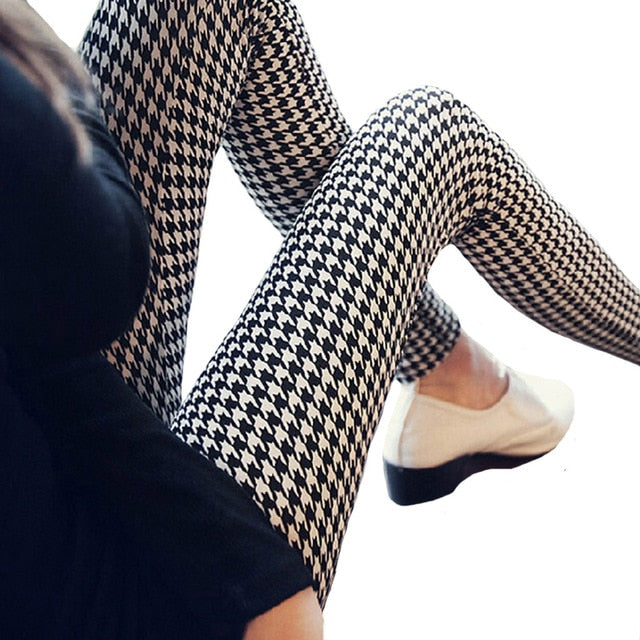 New Fashion 2020 Camouflage Printing Elasticity Leggings For Women - Gaby.shop
