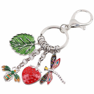 Hawaii Tropic Summer Keyring - Gaby.shop