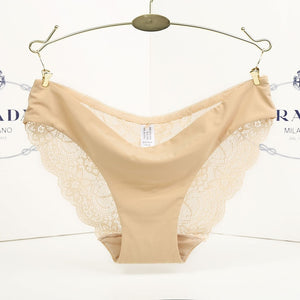 Ladies Underwear Woman Panties Sexy Lace Plus Size Panty - Gaby.shop