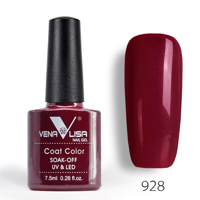 Nail Art Design Manicure 7.5Ml Soak Off Enamel Polish UV Gel - Gaby.shop