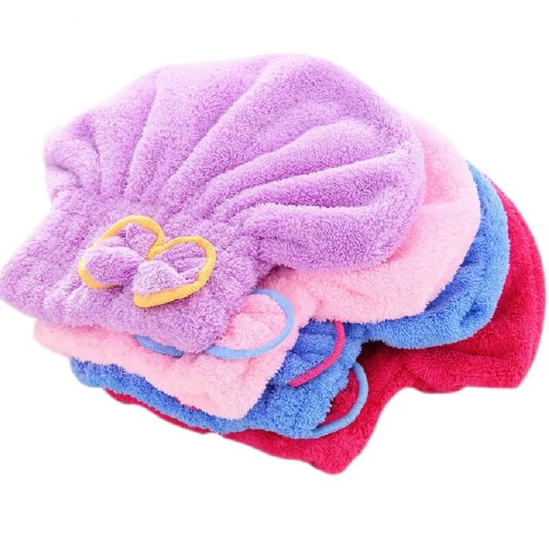 Women Towels Bathroom Microfiber Towel Hair Towel Bath Towels For Adults - Gaby.shop