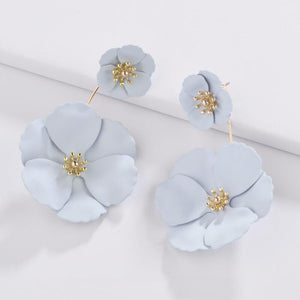 Flower Stud Earrings  2019 - Gaby.shop