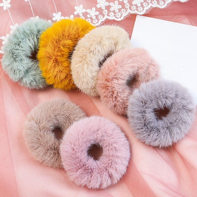 NEW Arrivals  Fluffy Elastic - Gaby.shop