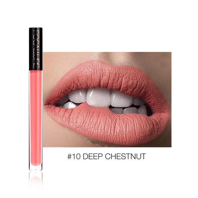 Liquid Lipstick Makeup Waterproof Tint - Gaby.shop
