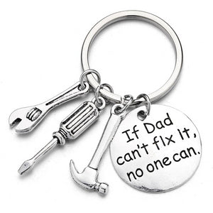 dad can not fix it KeyChains - Gaby.shop