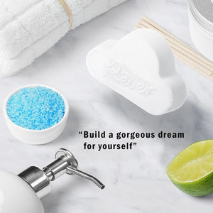 Handmade Bath Salt Ball Body Essential Oil Bubble Bath - Gaby.shop