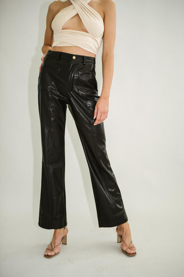 Jenessa Pants // Brown