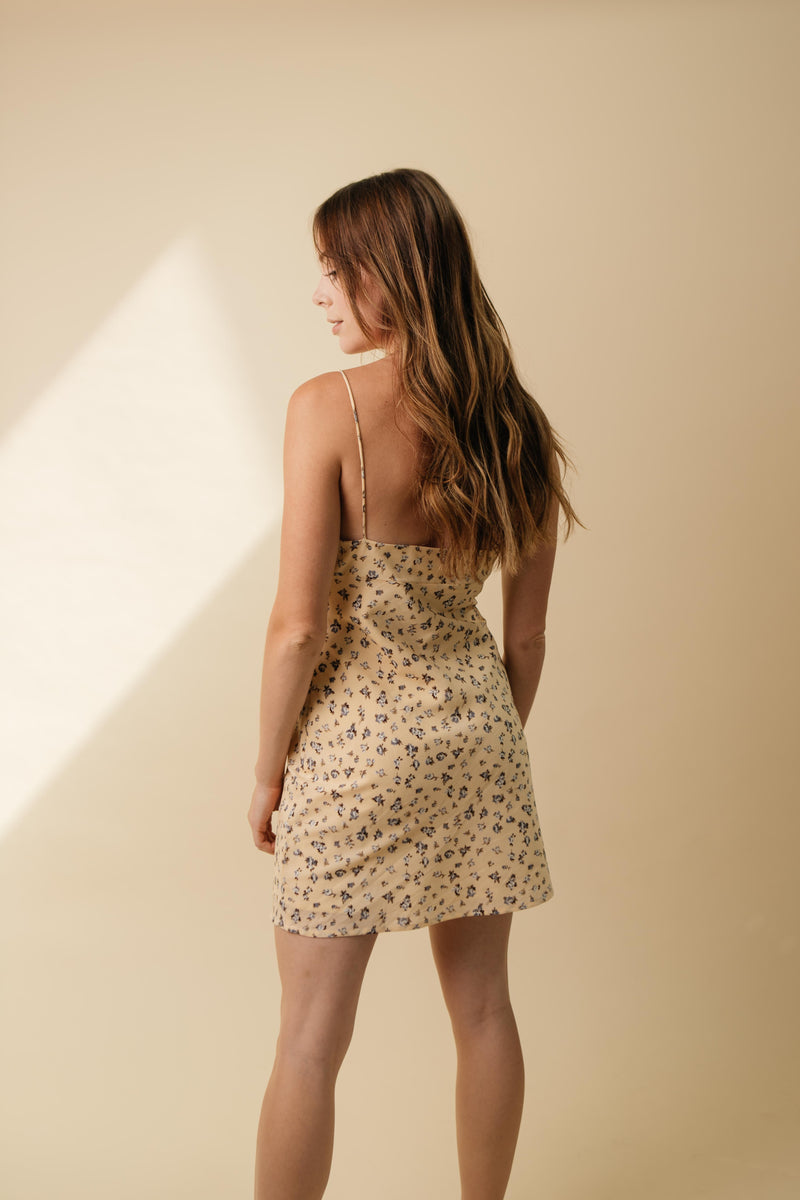 Buttercup Mini Dress