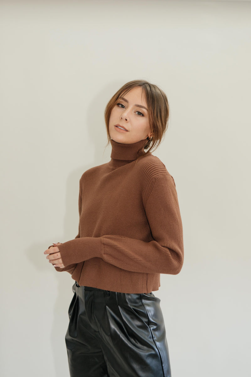 Mocha Latte Sweater