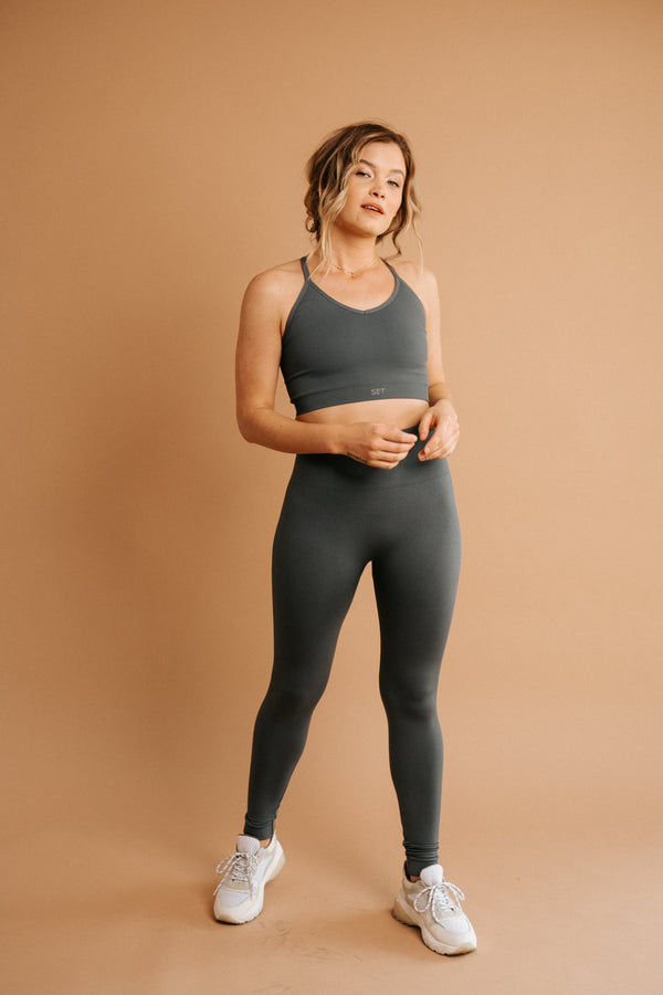 Leggings Slate
