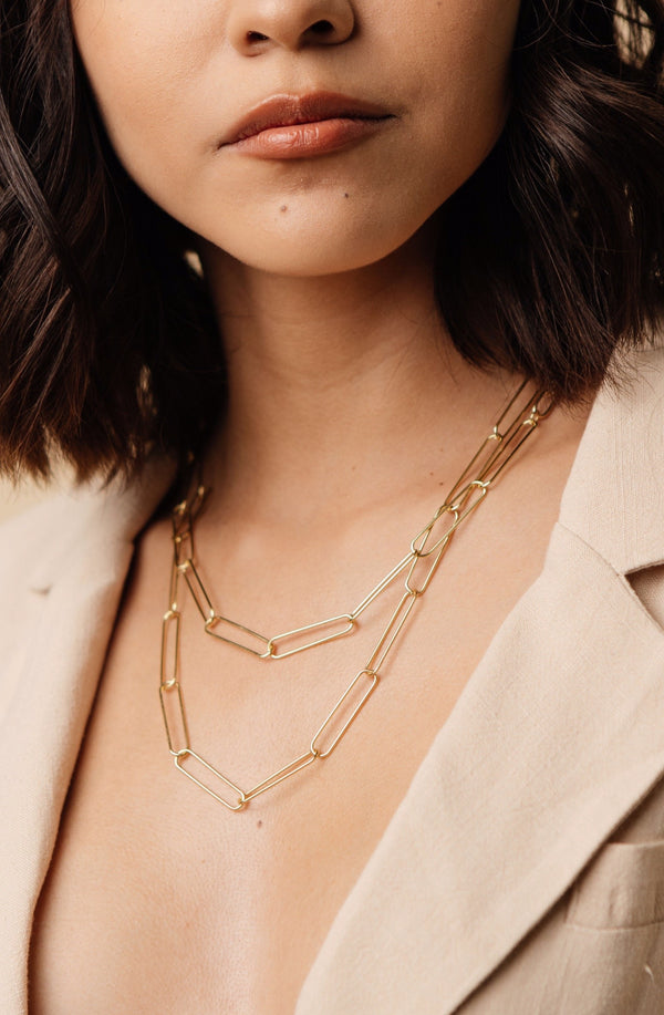 Break Away Chain Necklace