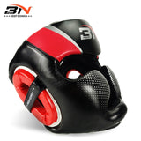 Casque de protection - 3N - Rouge - Fight