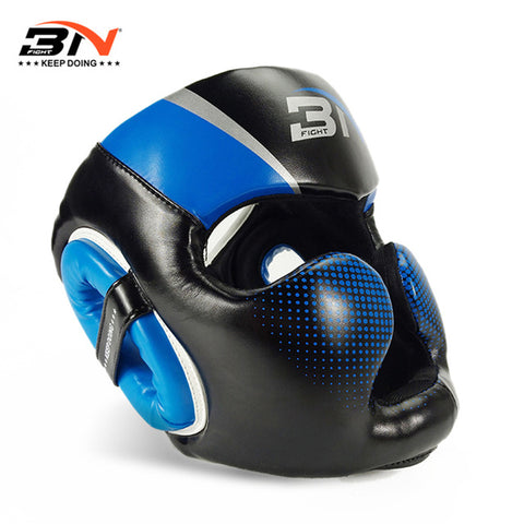 Casque de protection - 3N - Bleu - Fight