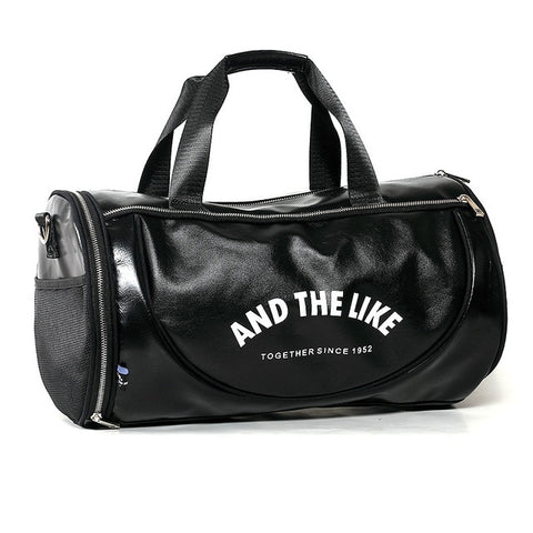 Sac de sport - And the like since 1952 - Noir et blanc
