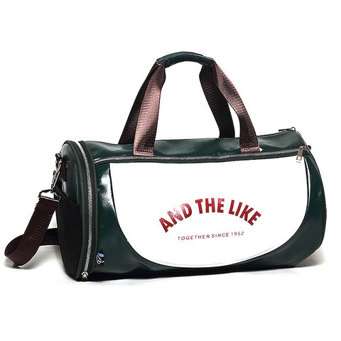 Sac de sport - And the like since 1952 - Vert et blanc
