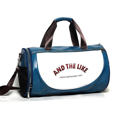 Sac de sport - And the like since 1952 - Bleu et blanc