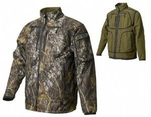 Harkila Q Fleece Jacket Camo