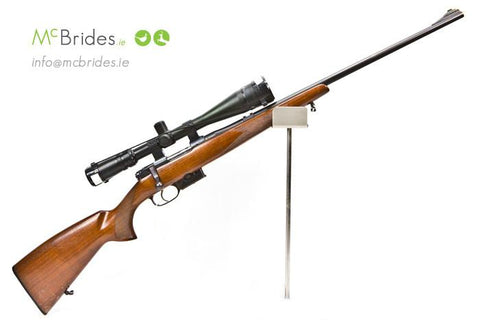 CZ527 American 22 Hornet with Scope