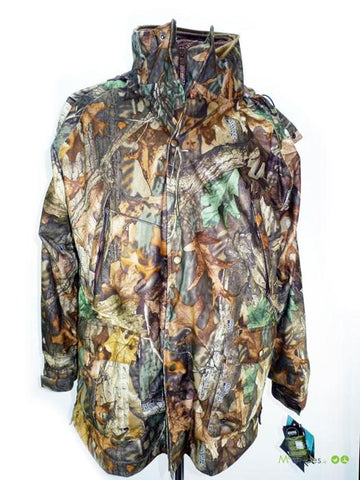 Whitewater Micro Fleece in Hardwoods Green