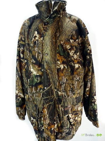 Norsveda Camo Jacket with Membrane