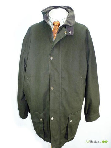 Le Chameau Chablis Shooting Jacket Green