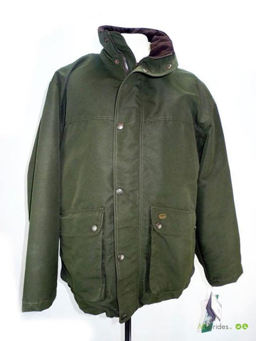Le Chameau Vincennes Jacket Green