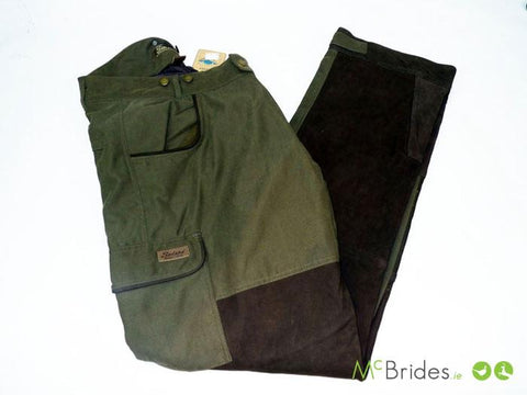 Seeland Broadland Trousers Green