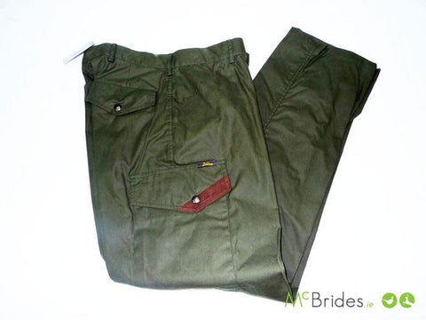 Laksen Trousers Green